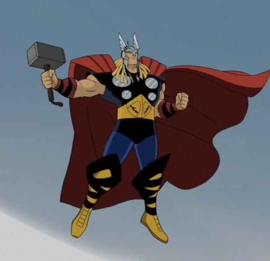Thor-Los Vengadores, los héroes más poderosos del planeta-superheroes-con-estilo