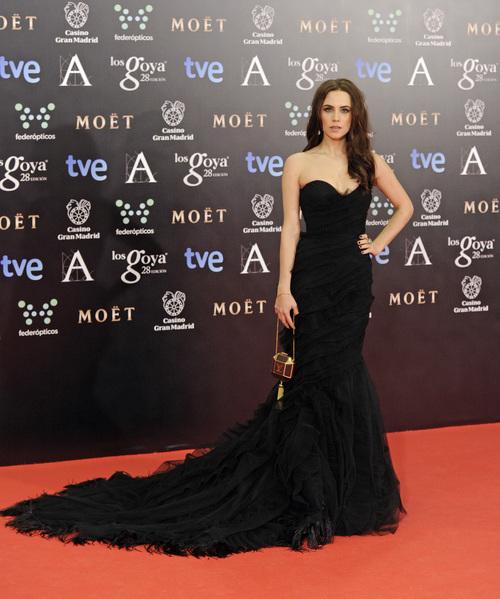 Alfombra Roja Premios Goya Aura Garrido