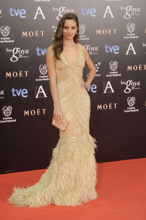 Alfombra Roja Premios Goya Michelle Jenner