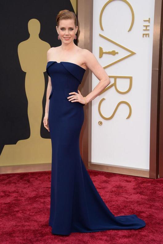 Amy Adams Gucci Oscar